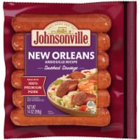 Johnsonville New Orleans Andouille Recipe Smoked Sausage Links