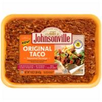 Johnsonville Ground Pork Sausage - Original Taco - 16 oz