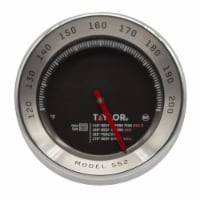Taylor Instant Read Analog Meat Thermometer - Case Of: 1; - Count of: 1