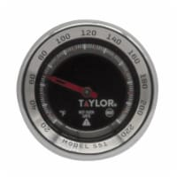 Taylor 6269641 Instant Read Analog Meat Thermometer