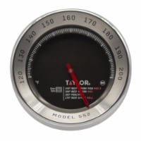 Taylor 6269666 Instant Read Analog Meat Thermometer - 1