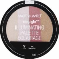 Wet n Wild Megaglo Illuminating Palette Catwalk Pink - 1 ct