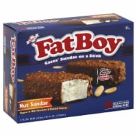 Fat Boy Nut Sundae Ice Cream Bars