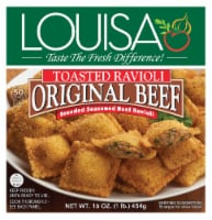 Louisa Toasted Beef Ravioli - 16 oz