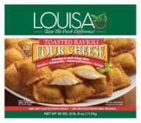 Louisa Toasted Four Cheese Ravioli - 40 oz