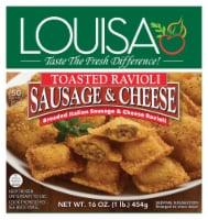 Louisa Toasted Sausage & Cheese Ravioli - 14.5 oz