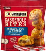 Jimmy Dean Sausage Egg & Cheese Casserole Bites