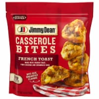 Jimmy Dean French Toast Sausage & Egg Casserole Bites