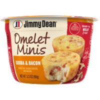 Jimmy Dean Omelet Minis Gouda & Bacon Breakfast Cup