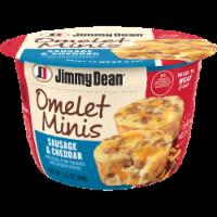 Jimmy Dean® Sausage & Cheddar Omelet Minis - 3.2 oz