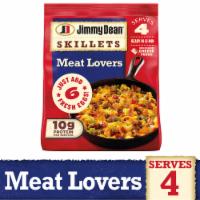 Jimmy Dean Meat Lovers Skillets - 16 oz