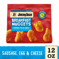 Jimmy Dean Sausage Egg & Cheese Breakfast Nuggets