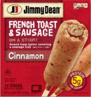 Jimmy Dean Cinnamon French Toast & Sausage Sticks