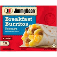 Jimmy Dean Sausage Egg & Cheese Breakfast Burritos