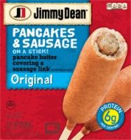 Jimmy Dean Original Pancakes & Sausage on a Stick