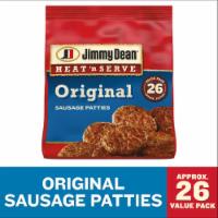 Jimmy Dean Heat 'N Serve Original Sausage Patties