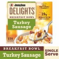 Jimmy Dean Delights Turkey Sausage Breakfast Bowl