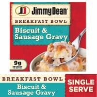 Jimmy Dean Biscuit & Sausage Gravy Breakfast Bowl - 9 oz