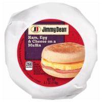 Jimmy Dean Ham Egg & Cheese Muffin