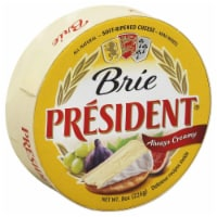 President Brie Cheese Wheel