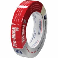 IPG  Pro-Mask  0.94 in. W x 60 yd. L Beige  Medium Strength  Masking Tape  1 pk - Case Of: 1; - Count of: 1
