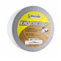 IPG XHD 2.81 in. W x 60 yd. L Silver Duct Tape - Case Of: 1; - Count of: 1
