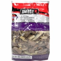 Weber Firespice Mesquite Wood Smoking Chips 192 cu. in. - Case Of: 1; - Count of: 1