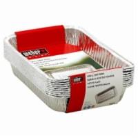 Weber Small Aluminum Drip Pans