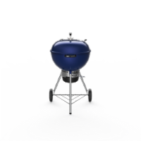 "Weber® Master-Touch® 22"" Charcoal Grill - Deep Ocean Blue"