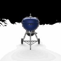 Weber Master-Touch Charcoal Grill - Deep Ocean Blue