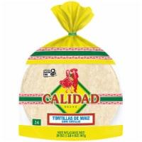Calidad White Corn Tortillas - 24 ct / 20 oz