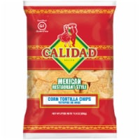 Calidad Mexican Restaurant Style Tortilla Chips