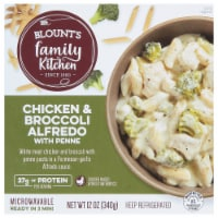 Blount's Family Kitchen Chicken & Broccoli Alfredo with Penne