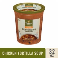 Panera Bread at Home Chicken Tortilla Soup