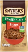 Snyder's of Hanover Snaps Pretzels Family Size