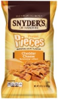 Snyder's of Hanover Cheddar Cheese Pretzel Pieces