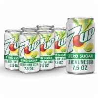 7UP Zero Sugar Lemon-Lime Soda