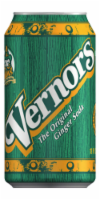 Vernors Ginger Soda 6 Cans
