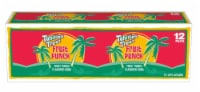Tahitian Treat Fruit Punch Flavored Soda