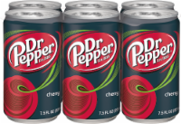 Dr. Pepper Cherry Mini Cans