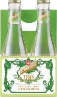 Schweppes Ginger Beer Tahitian Lime