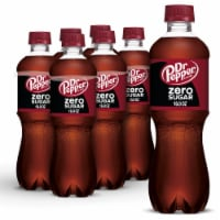 Dr Pepper Zero Sugar Soda