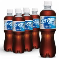 Diet Rite Pure Zero Cola