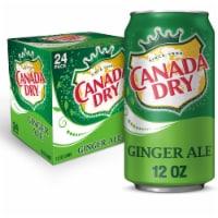 Canada Dry Ginger Ale Soda