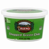 Bueno  Extra Hot Chopped Green Chile