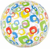 Intex Jumbo Inflated Ball - Multi-Color