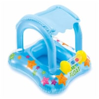 Intex 56581EP 32 x 26 in. Kiddie Float