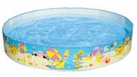 INTEX Beach Days Snapset Instant Kids Childrens Swimming Pool   56451EP