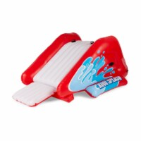 Intex Kool Splash Inflatable Pool Water Slide Play Center with Sprayer, Red - 1 Unit