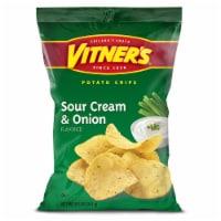 Vitner's Sour Cream & Onion Potato Chips